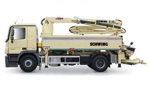 Betonpomp Schwing model S20