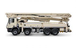 Betonpomp Schwing model S46SX