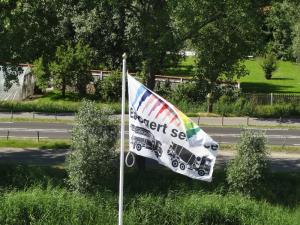 Boogert Service vlag